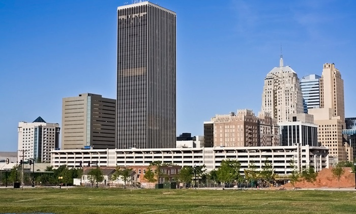 The Tower Hotel - Oklahoma City, OK: Stay and Daily Breakfast for Two at The Tower Hotel in Oklahoma City, with Dates into July