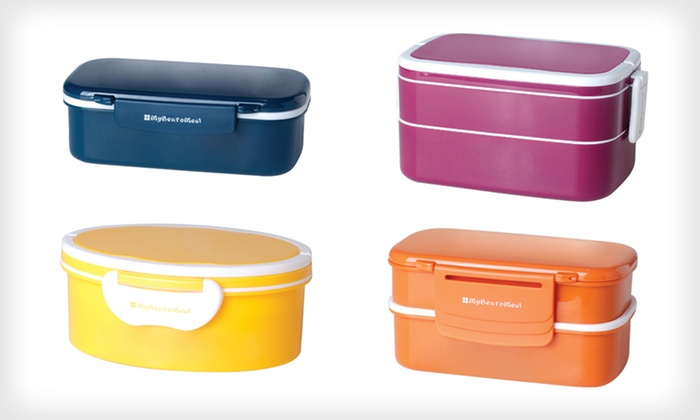 Bento Box Sets: $18 for One Set of Two Bento Boxes ($32 List Price). Multiple Options Available. Free Shipping and Free Returns.