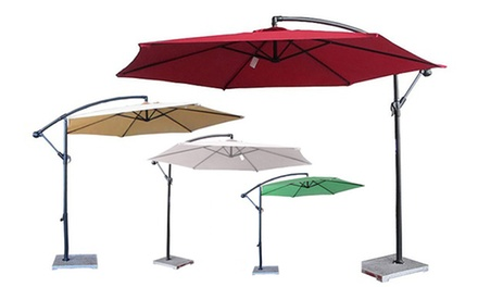 Cantilever Umbrella in Choice of Colour for AED 299