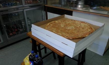 Up to 48% Off Pizza & Sandwiches at danny's pizza & Deli