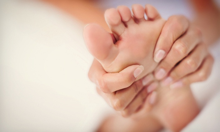 Bare Foot Massage - Harvey Oaks: 30-Minute Reflexology Treatment with Optional 30-Minute Massage at Bare Foot Massage (Up to 51% Off)
