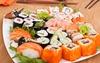 Vichy: Plateau de 42 pièces de sushis