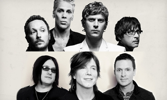 Matchbox Twenty and Goo Goo Dolls - St Louis: Matchbox Twenty and Goo Goo Dolls at Verizon Wireless Amphitheater St. Louis on July 9 at 7 p.m. (Up to $32 Value)