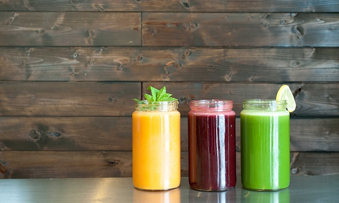 I Love Juice Bar - Hillcrest: $12 for Two Groupons, Each Good for $10 of Juices, Smoothies, and Food at I Love Juice Bar ($20 Value)