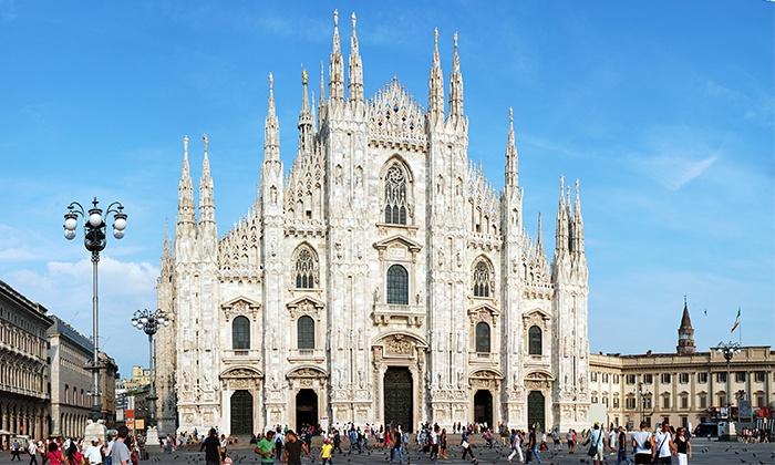 Holidays Booked — Milão: 2, 3 ou 5 noites para uma pessoa em hotel 4* com pequeno-almoço, voos e taxas desde 179€