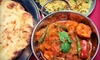Taj Mahal Restaurant - Bloomingdale: $12 for $25 Worth of Indian Cuisine Sunday–Thursday at Taj Mahal Restaurant