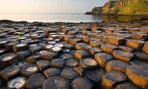 Finn McCool Tours: Giant's Causeway and Carrick-a-Rede Bridge Tour with Finn McCools Tours (30% Off)