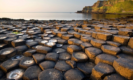 Giant's Causeway and Carrick-a-Rede Bridge Tour with Finn McCools Tours (30% Off)