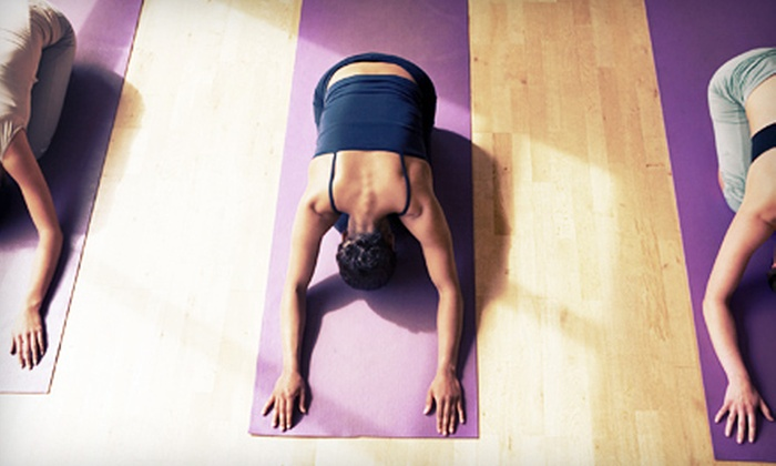Power Life Yoga - West Des Moines: 6 or 12 Classes at Power Life Yoga (Up to 73% Off)