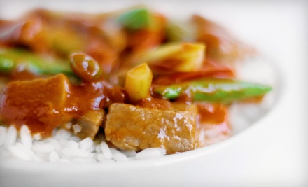 $25 Groupon for Chinese Fare for 2 or More - Lee How Fook in Philadelphia