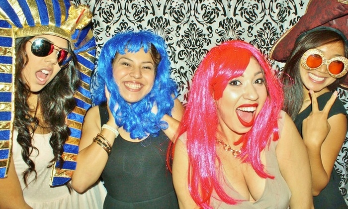 Queen Bee Photo Booth & Glitzee Events - San Jose: $175 for $350 Worth of Photo-Booth Rental — Queen Bee Photo Booth & Face Painting