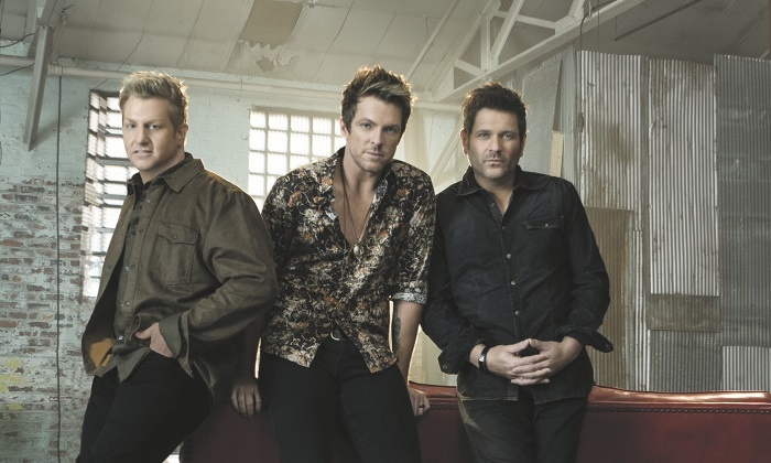 Rascal Flatts - Shoreline Amphitheatre: Rascal Flatts: Riot Tour with Scott McCreery and RaeLynn on October 4