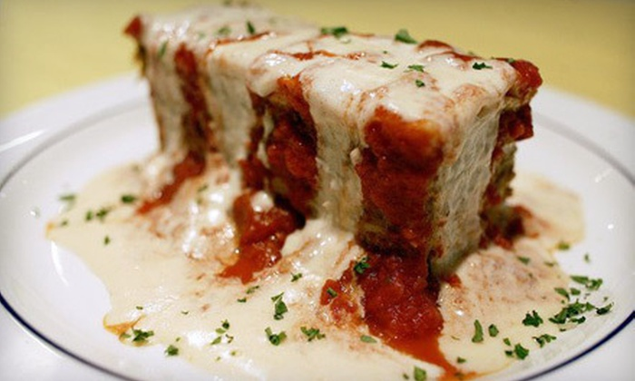Café Vico - Lake Ridge: $25 for $50 Worth of Italian Cuisine at Café Vico in Fort Lauderdale