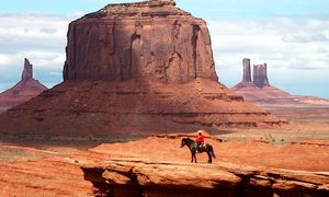 Redstone Tours: Monument Valley Tour for Two or Four from Redstone Tours (Up to 41% Off)