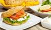 Sweet Home Sandwicherie - Lille: Plat, dessert et boisson au choix pour 1, 2 ou 4 personnes dès 5,90 € chez Sweet Home Sandwicherie