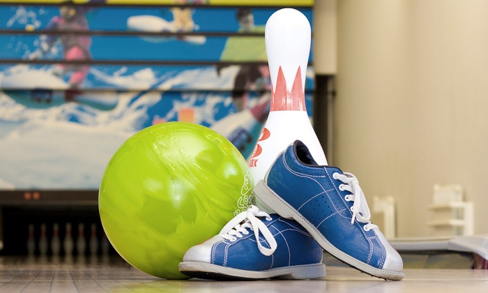 Adventure Bowling Center - Snoqualmie: $10 for $20 Worth of Bowling and Family Fun at Adventure Bowling Center