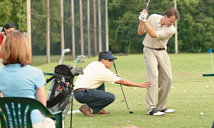 Golf Performance Clinic - Whitby: Assessment with Swing Analysis Sessions at Golf Performance Clinic (Up to 61% Off). Four Options Available.