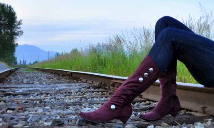 Sassy Cassy's: $115 for $250 Worth of Women's Boots from Sassy Cassy's