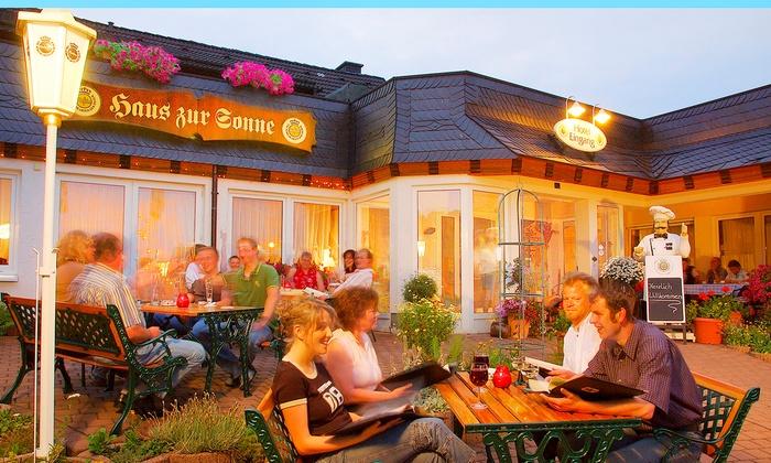 Winterberg Hotel Restaurant Zur Sonne