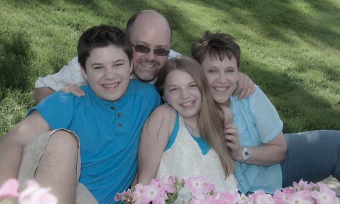 Pamela Williams Photography - Kansas City: 60-Minute Family Photo Shoot from Pamela Williams Photography (75% Off)