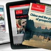 "The Economist Newspaper: $59 for 51-Issue Subscription to ""The Economist"" ($126.99 Value)"