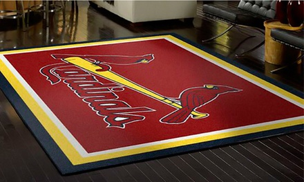 2'8x3'10 Sports Rug or 3'10x5'4 Sports Rug from My Sports Rug (Up to 51% Off)