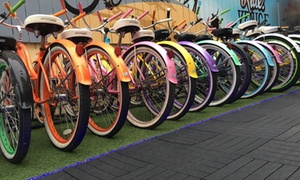 Ride Venice, llc: $12 for 24hr Bicycle Rental — Ride Venice ($22 value)