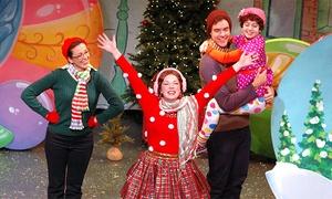 """Fancy Nancy: Splendiferous Christmas: """"Fancy Nancy: Splendiferous Christmas"""" on November 29 at 1 p.m."""