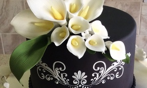 Delicity Cakes: Custom Decorated Cakes at Delicity Cakes (Up to 33% Off). Two Options Available.