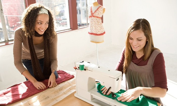 VA Beach Sewing Solutions - Virginia Beach: Two-Hour Beginners' Sewing Class for One or Two at VA Beach Sewing Solutions (Up to 51% Off)