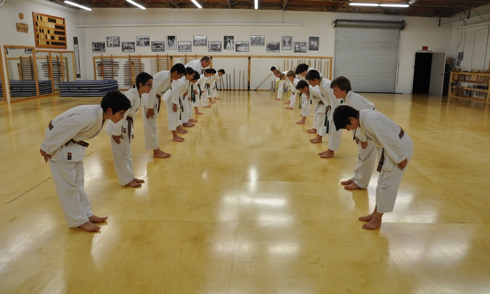 Bushikan Karate Dojo - La Costa Oaks North: Two Weeks of Unlimited Martial Arts Classes at Bushikan Karate Dojo (49% Off)