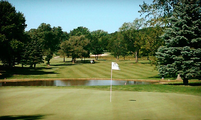 Brockport Golf Club - Murray: 18-Hole Golf Outing with Cart Rental and Food Vouchers for Two or Four at Brockport Golf Club (Up to 54% Off)