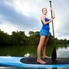 Up to 70% Off Paddleboard or Surf-Board Rentals