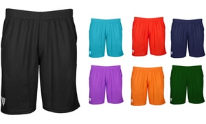 Men's Athletic Shorts (4 Pairs)