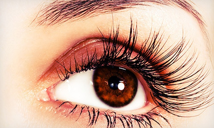 Flirt Lash & Brow Boutique - Bird Rock: Half or Full Set of Eyelash Extensions at Flirt Lash & Brow Boutique in La Jolla (Up to 57% Off)