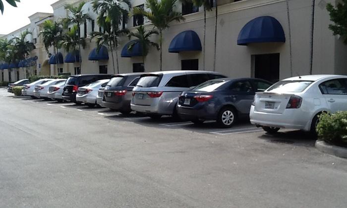 Nogal Rent a Car - Park Of Commerce: $120 for $200 Worth of Car Rental — Nogal Rent A Car