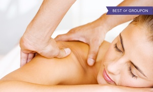Hairotic Too Salon and Spa: One or Two 60- or 90-Minute Swedish Massages at Hairotic Too Salon and Spa (Up to 56% Off)