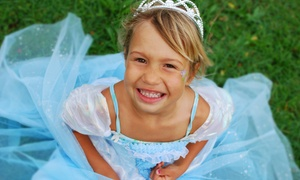 Princess in the Park: Princess in the Park on Saturday, August 13