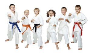 Bucks Karate: Shotokan Karate Classes with Uniform for Kids or Adults at Bucks Karate (Up to 77% Off). Four Options Available.