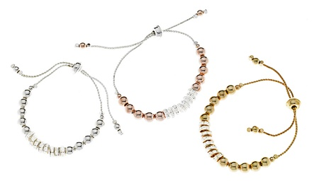 Rondell Bracelet with Swarovski Elements Crystals