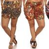 Plus-Size Harem Shorts (2-Pack)