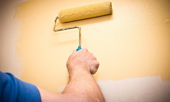 Vosa Decor - Móstoles: 2 capas de pintura en paredes y techos para estancias de 50, 75, 100 y 150 m² de suelo desde 159 €