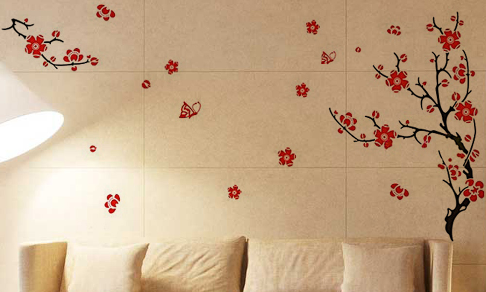 Wall Sticker in Choice of Design | Groupon Goods