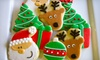 Itty Bitty Cake - Palmer Park: Holiday Cookies, Cake Pops, and Cupcakes or Holiday-Treat Catering from Itty Bitty Cake (Up to 51% Off)