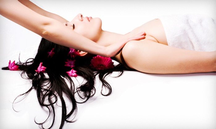 Focus 4 Massage - Woodmore - Dalewood: 60- or 90-Minute Massage or Couples Massage at Focus 4 Massage (Up to 53% Off)