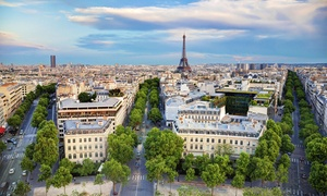 ✈ 11-Day Vacation in Paris, Amsterdam, and Rome with Air from go-today at Paris, Amsterdam, and Rome Vacation with Hotel and Air from go-today, plus 6.0% Cash Back from Ebates.