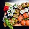 All you can eat sushi bij Hokkaido