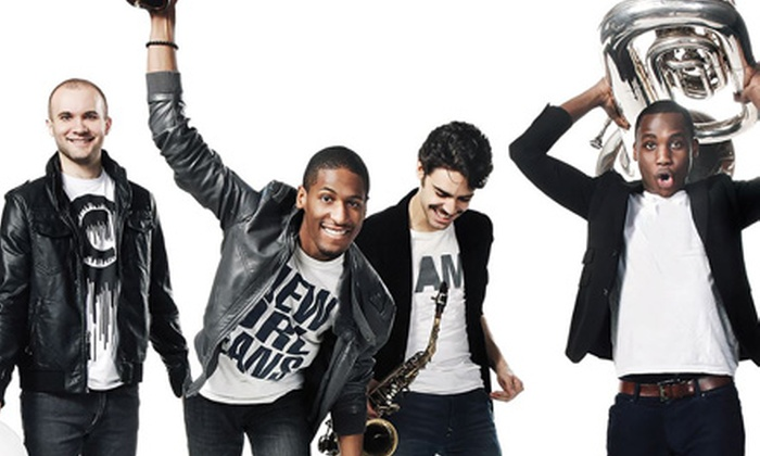 Jon Batiste & Stay Human - Downtown: Jon Batiste and Stay Human at Epcor Centre for the Performing Arts on October 16 at 7 p.m. (Up to 49% Off)