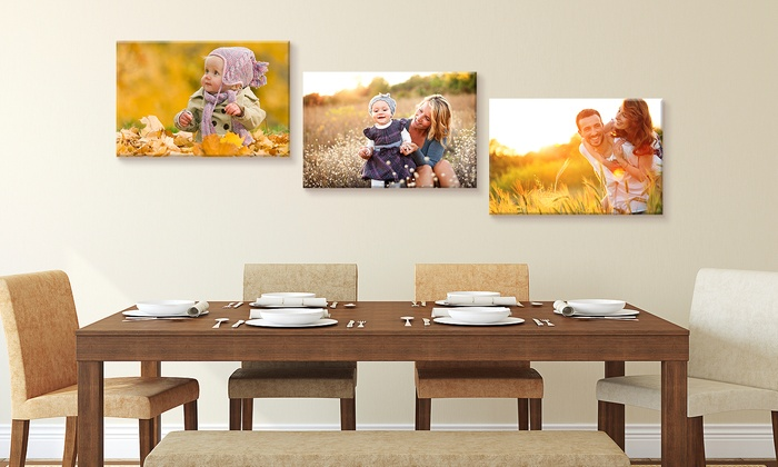 "Fabness: Custom 20""x30"" Canvas Prints from Fabness (Up to 81% Off)"