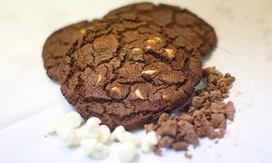 Dough to Door: Two Half-Dozen or Dozen Orders of Cookies, or 100-Cookie Party Pack at Dough to Door (Up to 53% Off)
